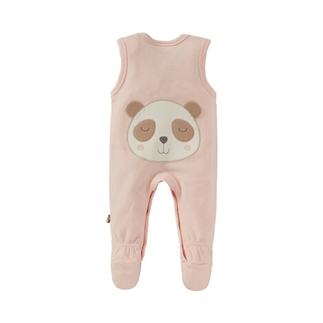 Bornino Panda Time Strampler-Set Panda 5