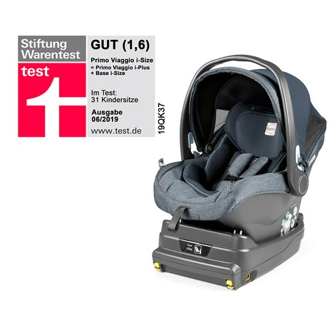 Peg Perego  Primo Viaggio i-Size Babyschale inkl. Base i-Size  Luxe Mirage 1