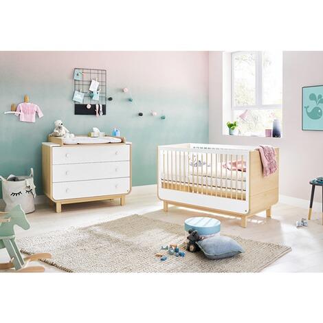 Chambre bébé Round 2 pièces, large