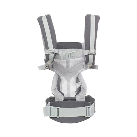Ergobaby® OMNI 360 Cool Air Mesh Babytrage, 4 Tragepositionen  CarbonGrey 3