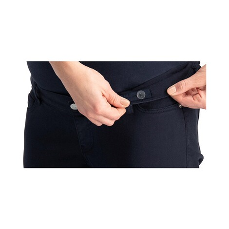 ESPRITUmstands-Hose 7/8 Slim  Night Blue 4