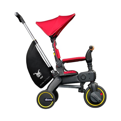 Doona  Dreirad Liki Trike S5  Flame Red / rot 2