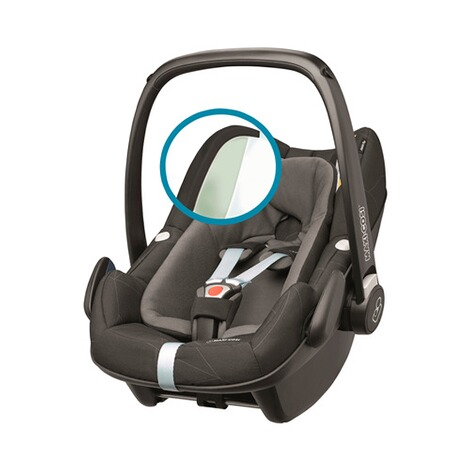 Maxi-Cosi  Pebble Plus i-Size Babyschale  black diamond 3