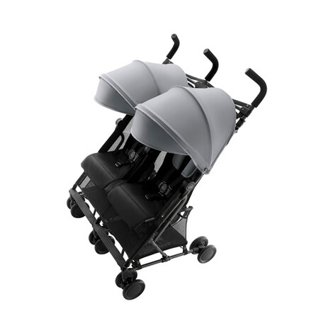 Britax Römer  Holiday Double Zwillingsbuggy  Steel Grey 3
