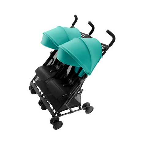 Britax RömerHoliday Double Zwillingsbuggy  Aqua Green 3