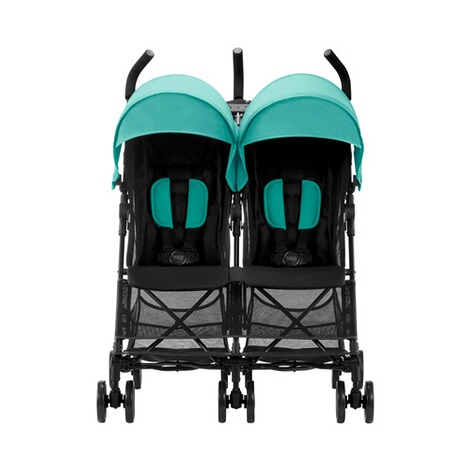 Britax RömerHoliday Double Zwillingsbuggy  Aqua Green 2