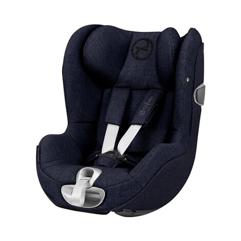Cybex PLATINUM Sirona Z i-Size Plus Kindersitz  midnight blue 1