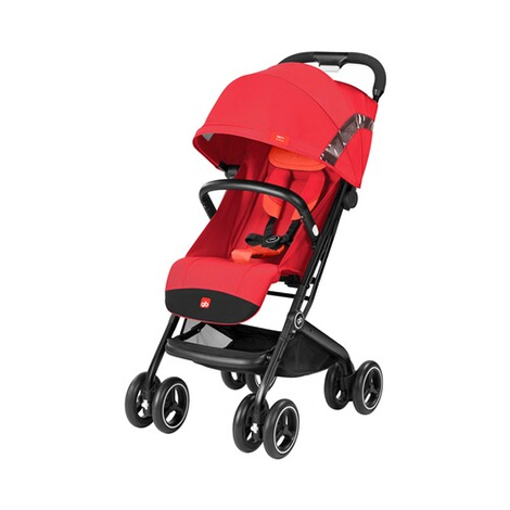 gb  Qbit+ All Terrain Buggy  Rose Red 1