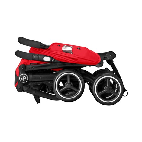 gb  Qbit+ All Terrain Buggy  Rose Red 7