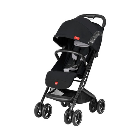 gb  Qbit+ All Terrain Buggy  Velvet Black 1