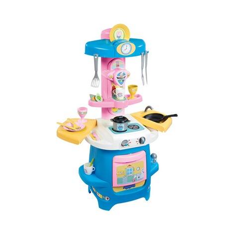 Smoby Peppa Pig Cuisine Pour Enfant Peppa Cooky A Commander En