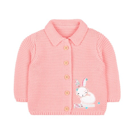 Mothercare  Gilet en maille lapin 1