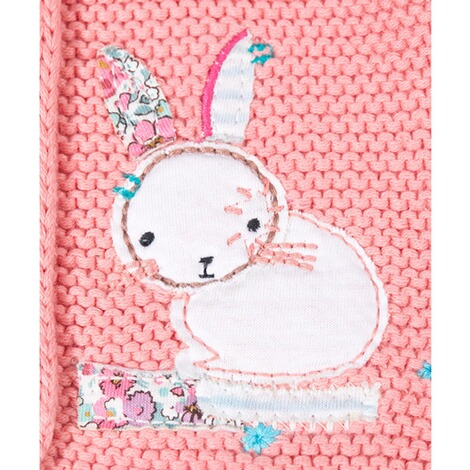 Mothercare  Gilet en maille lapin 4