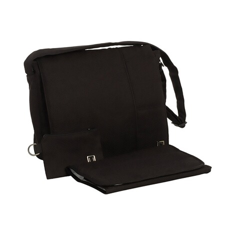 Moon  Wickeltasche  black 1