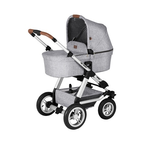ABC Design  Viper 4 Kombikinderwagen  graphite grey 1