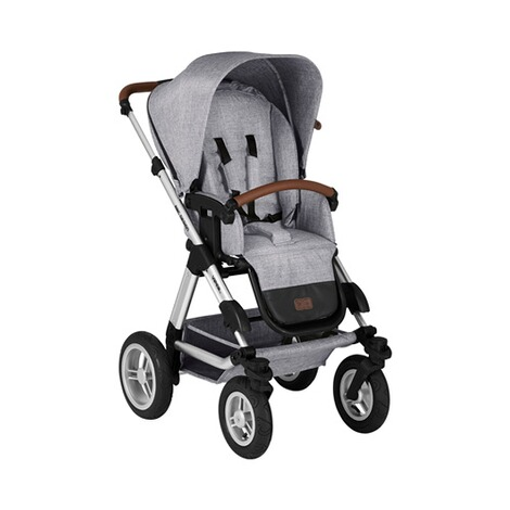 ABC Design  Viper 4 Kombikinderwagen  graphite grey 6