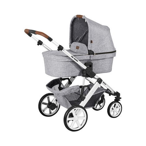 ABC Design  Salsa 4 Kombikinderwagen  graphite grey 1