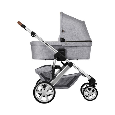 ABC Design  Salsa 4 Kombikinderwagen  graphite grey 2