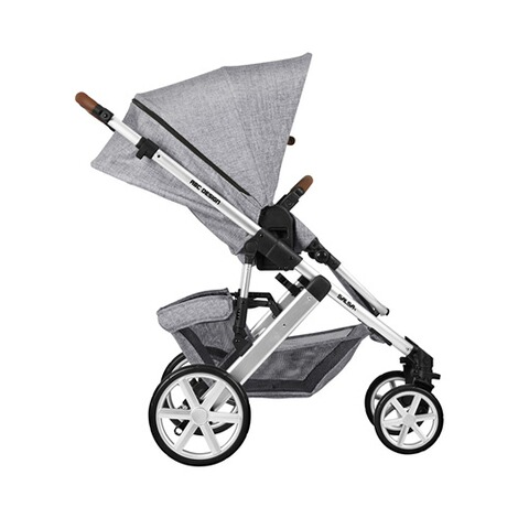 ABC Design  Salsa 4 Kombikinderwagen  graphite grey 11