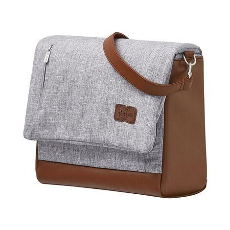 ABC Design  Wickeltasche Urban  graphite grey 2