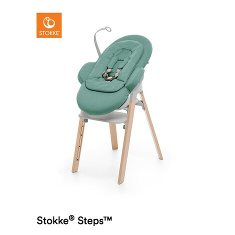 Stokke® STEPS™ Stokke Steps Bouncer  Cool Jade 3