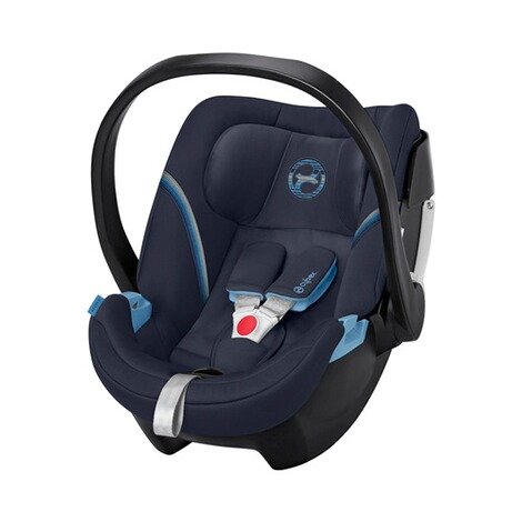 Cybex GOLD Aton 5 Babyschale  Navy Blue 1