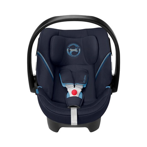 Cybex GOLD Aton 5 Babyschale  Navy Blue 6