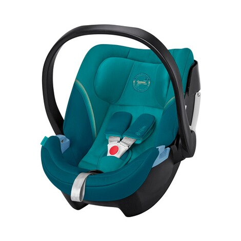 Cybex GOLD Aton 5 Babyschale  River Blue 1