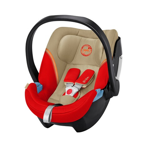 Cybex GOLD Aton 5 Babyschale  Autumn Gold 1