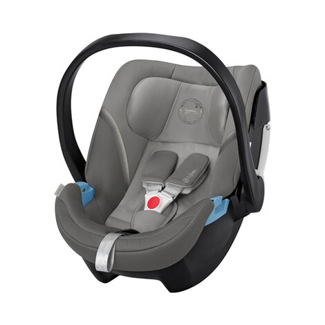 Cybex GOLD Aton 5 Babyschale  Soho Grey 1