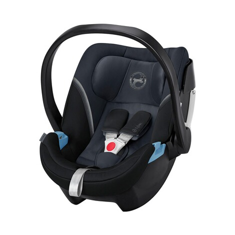 Cybex GOLD Aton 5 Babyschale  Granite Black 1
