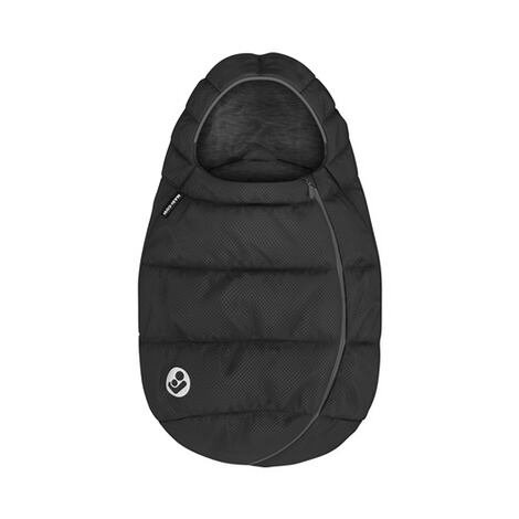 Maxi-CosiWinter-Fußsack für CabrioFix, Pebble, Pebble Plus, Citi, Rock  essential black 1