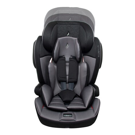 Osannflux plus Kindersitz  pixel black 3