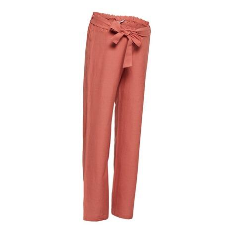 2HEARTS Le Pantalon en Lin Pantalon de Grossesse Pantalon de Grossesse
