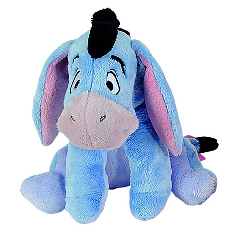 Simba DISNEY WINNIE PUUH La peluche Bourriquet de Disney 1