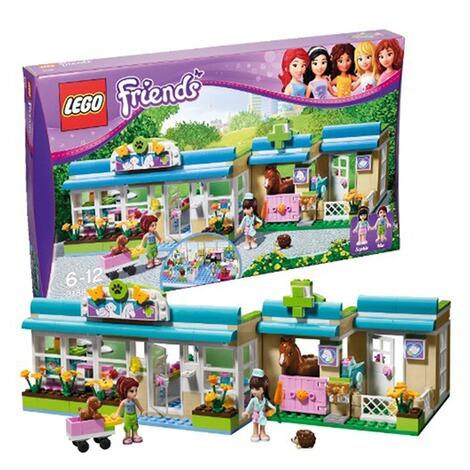 lego friends 3188 tierklinik online kaufen baby walz. Black Bedroom Furniture Sets. Home Design Ideas